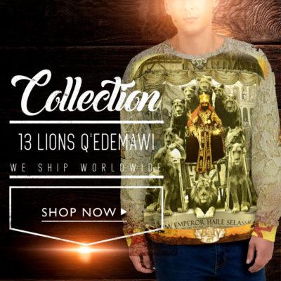 13 Lions Q'edemawi